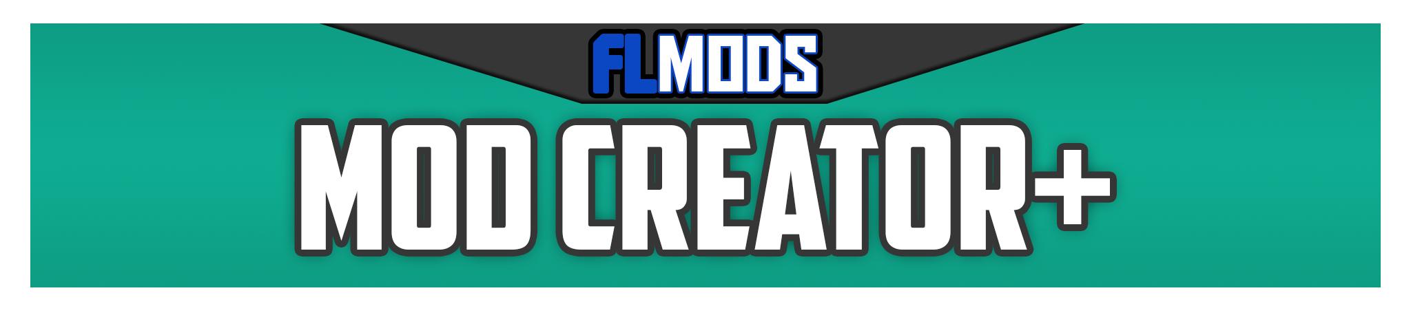 Mod Creator+